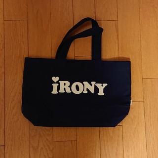 アイロニー(IRONY)のiRONY トートバッグ(トートバッグ)