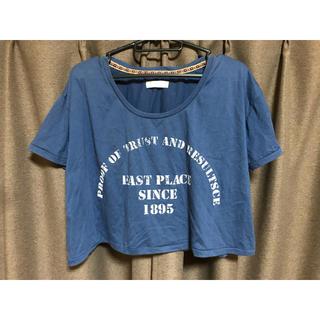 Tシャツ ショート丈トップス SaLLy's サリーズ