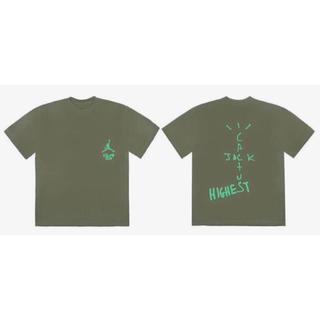 ナイキ(NIKE)のTravis Scott  Highest nike(Tシャツ/カットソー(半袖/袖なし))