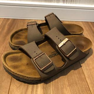 ビルケンシュトック(BIRKENSTOCK)のビルケン 子供靴 20.5cm(サンダル)