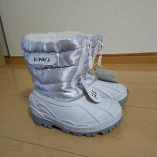 IGNIO ロングブーツ 子供用14cm(ブーツ)