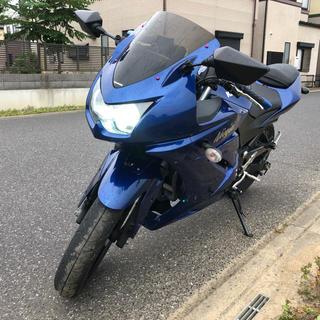 カワサキ - Kawasaki NINJA250R 低走行!