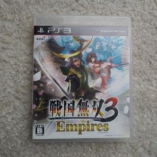 プレイステーション3(PlayStation3)の戦国無双3   (家庭用ゲームソフト)