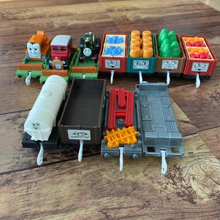 TOMMY - トーマスプラレール 貨車セット