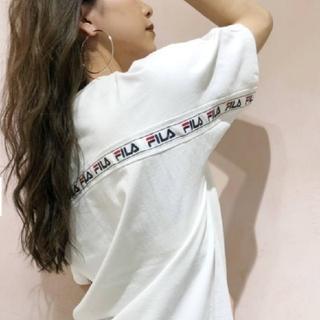 GYDA - GYDA FlLAコラボ Tシャツ