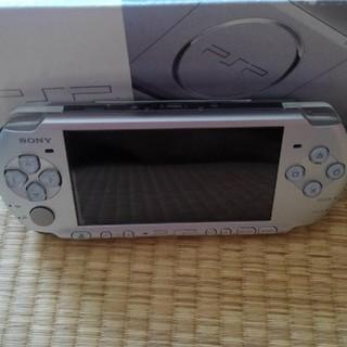 プレイステーションポータブル(PlayStation Portable)のpsp-3000(携帯用ゲーム機本体)