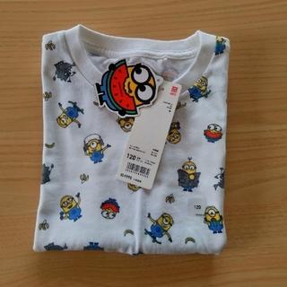 UNIQLO - UNIQLO ミニオン Tシャツ 120cm