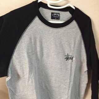 ステューシー(STUSSY)のステューシー 七丈シャツ 値引き!(Tシャツ/カットソー(七分/長袖))