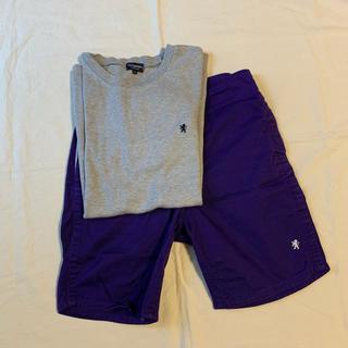 ジムフレックス(GYMPHLEX)のGymphlex Tシャツ&ハーフパンツ SET(ハーフパンツ)