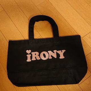 アイロニー(IRONY)のiRONY トートバック(トートバッグ)