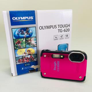 OLYMPUS - OLYMPUS デジタルカメラ TG-620