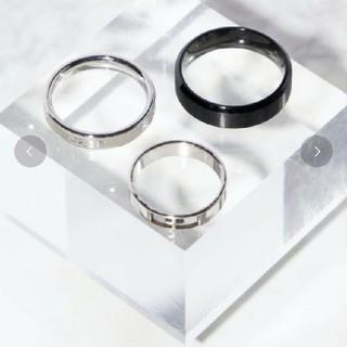 WEGO - 未使用 WEGO セットリング 指輪