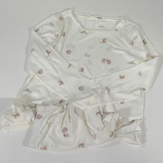gelato pique - ジェラートピケ パジャマ ルームウェア Tシャツ ワンピ レギンス セット 福袋