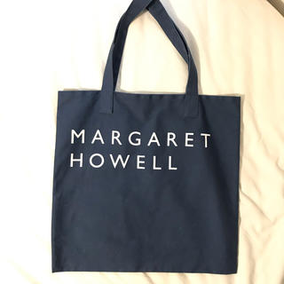 マーガレットハウエル(MARGARET HOWELL)のMARGARET HOWELL トートバッグ ブルー(トートバッグ)