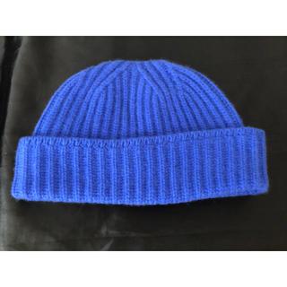 ロンハーマン(Ron Herman)のロンハーマン  RHC ニット帽 カシミヤ(ニット帽/ビーニー)