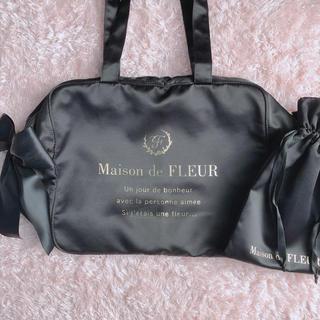 メゾンドフルール(Maison de FLEUR)のMaison de FLEUR トラベルバック M(トラベルバッグ/スーツケース)