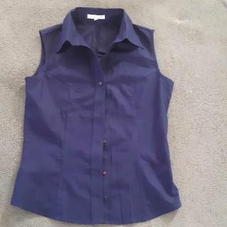 ナラカミーチェ(NARACAMICIE)のナラカミーチェノースリーブシャツ ブラウス(シャツ/ブラウス(半袖/袖なし))