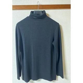カスタムカルチャー(CUSTOM CULTURE)の即購入OK カスタムカルチャー タートルネック長袖Tシャツ(Tシャツ/カットソー(七分/長袖))