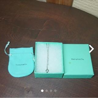 ティファニー(Tiffany & Co.)のTIFFANYネックレス(ネックレス)