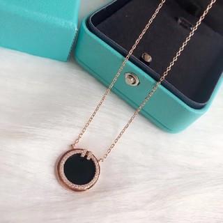 ティファニー(Tiffany & Co.)の素敵✿Tiffany ネックレス ピンクゴールド 750(ネックレス)