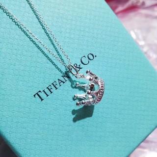 ティファニー(Tiffany & Co.)の美品!tiffany ティファニー ネックレス (ネックレス)