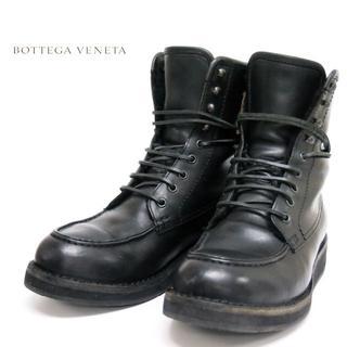 ボッテガヴェネタ(Bottega Veneta)のBOTTEGA VENETA ハイカットブーツ size 42.0(ブーツ)