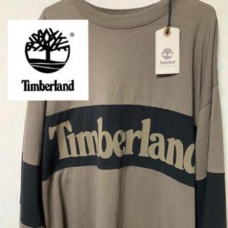 Timberland - Timberland 長袖カットソー