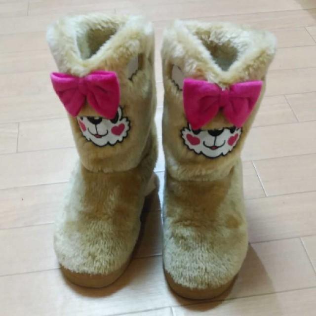 EARTHMAGIC(アースマジック)のk✭k様 専用⸜❤︎⸝ キッズ/ベビー/マタニティのキッズ靴/シューズ(15cm~)(ブーツ)の商品写真