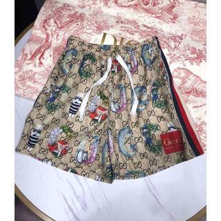 Gucci - 【GUCCI】GG フローラ ショートパンツ