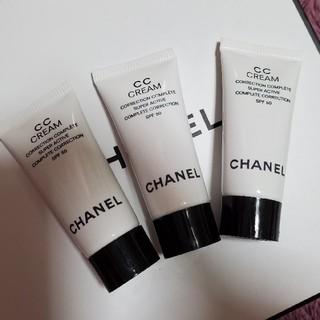 CHANEL - CHANEL シャネル CCクリーム N 21 ベージュ