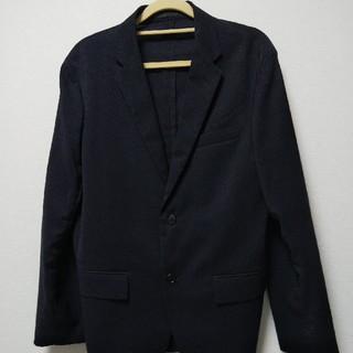 UNIQLO - ユニクロ 感動ジャケット ネイビー M