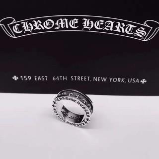 Chrome Hearts - 【美品】クロムハーツ キーパーリング