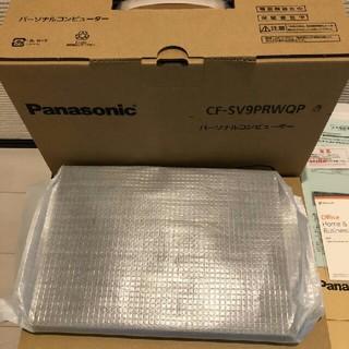 パナソニック(Panasonic)の★新品・未使用・SSD3TB★レッツノート「SV9」2020限定モデル/メモリ1(ノートPC)