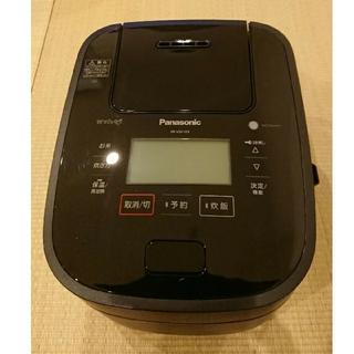 Panasonic - パナソニック炊飯器sr-vsx109-k