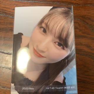 エイチケーティーフォーティーエイト(HKT48)の神志那結衣 HKT48 メンバープロデュース 生写真(アイドルグッズ)