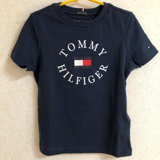 TOMMY HILFIGER - TOMMY HILFIGER 半袖 Tシャツ ネイビー