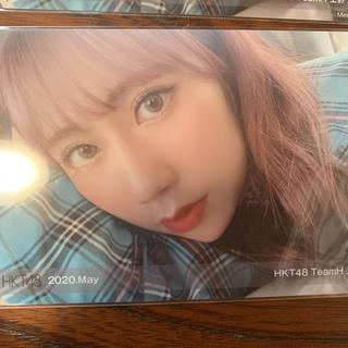 エイチケーティーフォーティーエイト(HKT48)の上野遥 HKT48 メンバープロデュース 生写真(アイドルグッズ)