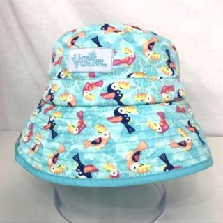 コストコ(コストコ)のUVSKINS キッズ 子供用 日除け帽子 3-8歳(帽子)