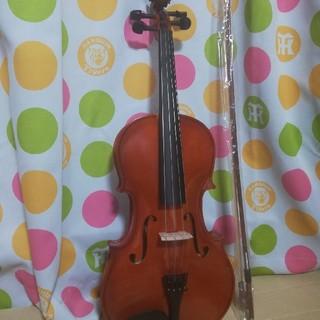 新品 RUIFENG 16インチ ビオラ ヴィオラ ロジン 弓 弦セット付き(ヴィオラ)