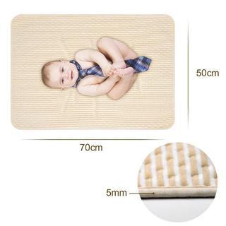 おねしょシーツ 防水シーツ ベビー 通気性おむつ替えシート 天然綿100% (敷パッド)