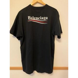 Balenciaga - Balenciaga 半袖Tシャツ 黒白 バレンシアガ#01