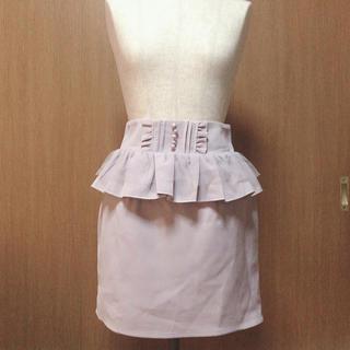 ROJITA - ロジータ ペプラムスカート