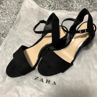 ザラ(ZARA)の【新品未使用】 ZARA サンダル(サンダル)