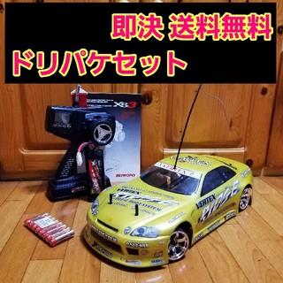 パープルタント様専用    ドリパケ セット         ドリフト TT01(ホビーラジコン)