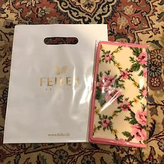 FEILER - ◇新品未開封◇フェイラー  タオルハンカチ 袋付き