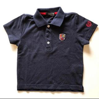 コムサイズム(COMME CA ISM)のコムサイズム ポロシャツ 100(Tシャツ/カットソー)