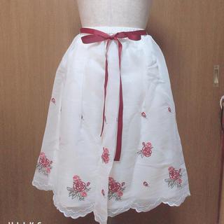 axes femme - axes femme 刺繍スカート