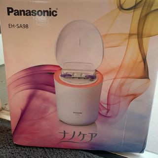 Panasonic - Panasonic ナノケア スチーマー EH-SA98 中古品