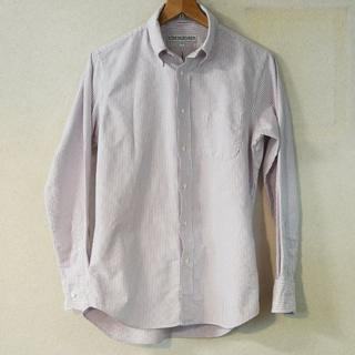 インディヴィジュアライズドシャツ(INDIVIDUALIZED SHIRTS)の定番! インディビジュアライズドシャツ ボタンダウン 最高級シャツ(シャツ)