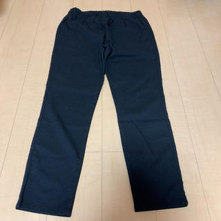 シマムラ(しまむら)の大きいサイズ ゆったりパンツ スキニー L Lサイズ 激安 パンツ ブラック(スキニーパンツ)